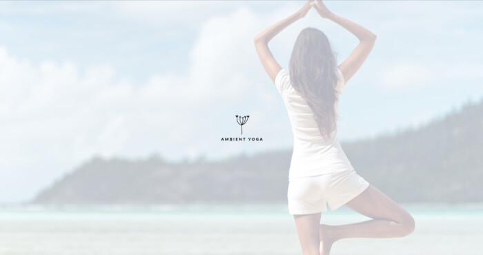 Use this spiritual template to create a beautiful yoga website!