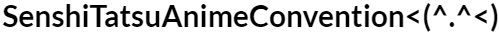 Senshitatsucon